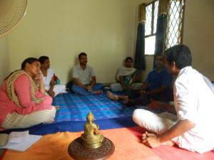 Our previous personalized Reiki Workshop in Chennai
