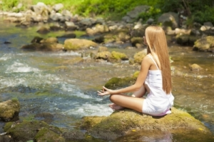 You do not need special places, timing, or even postures for effective meditation.