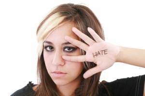 self hatred
